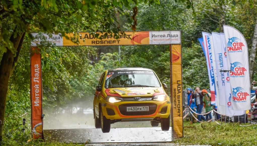 Финал LADA Rally Cup запомнится всем надолго
